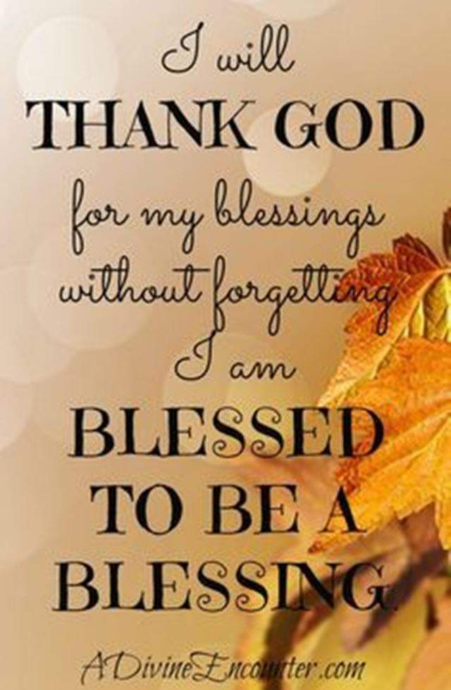 Forgetting quotes about blessings to make it an Awesome day #blessing