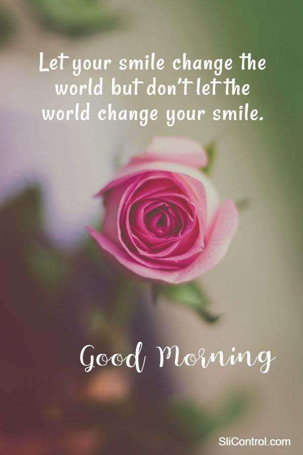 good morning quotes wishes messages with pictures smile