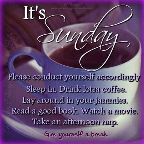 Good Morning Sunday Quotes Messages with Images read a good book