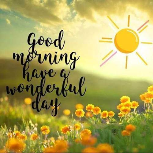 Good Morning Sunday Quotes Messages with beautiful wonderful day