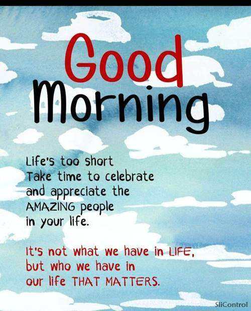 Good Morning Wishes With Blessing have a wonderful blessed day
