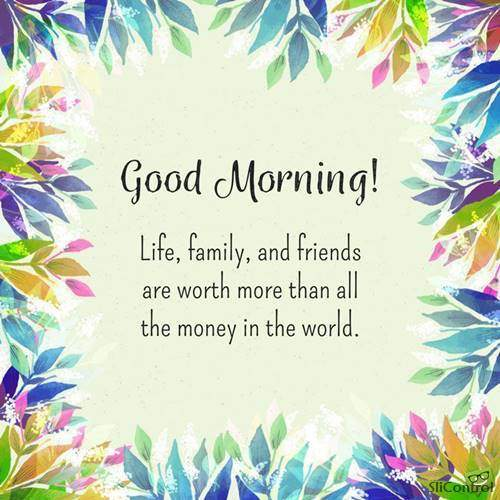 Good Morning Wishes With Blessings 19
