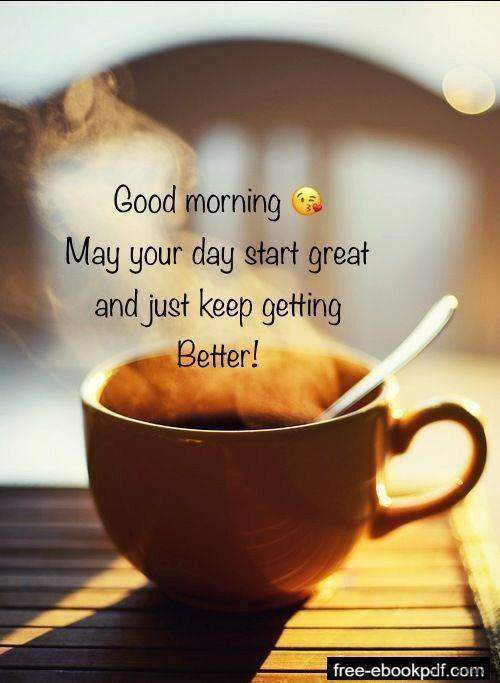 Good Morning Wishes With Blessings 9