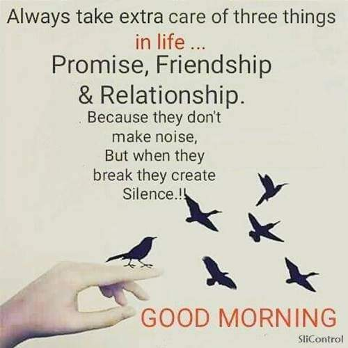 Good Morning Wishes With Blessings good morning note