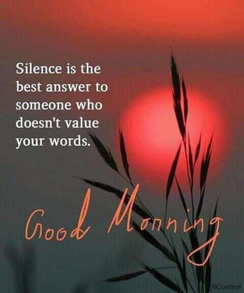 Good Morning Wishes With Blessings good quote of the day