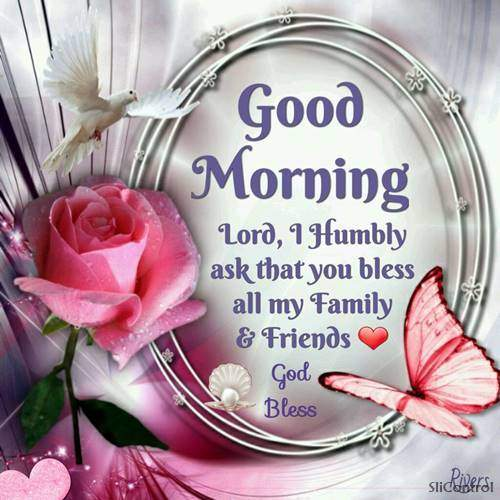 Good Morning Wishes With Blessings morning at home quotes