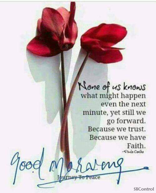Good Morning Wishes With Blessings morning note