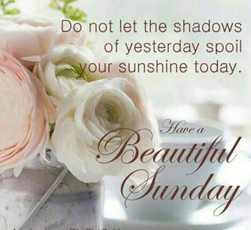 Good Morning pictires Sunday Quotes Messages with Images