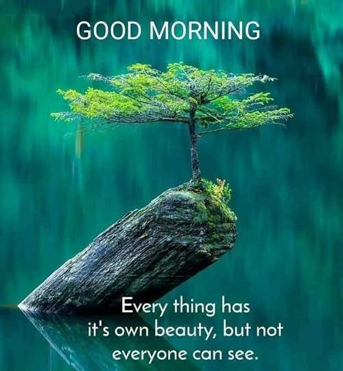 Say good morning ways Good Morning