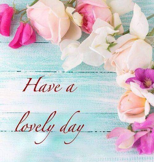 lovely good morning wishes with flowers quotes my love