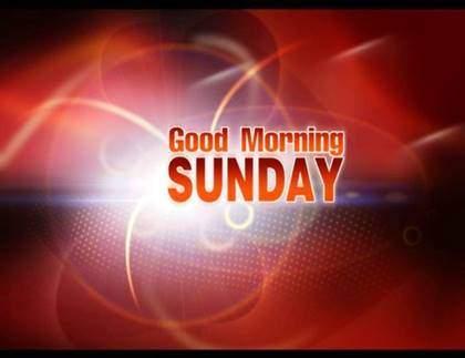 good morning sunday wishes with photo