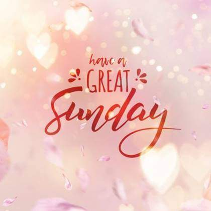 Good Morning Enjoy Your Sunday Pic