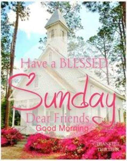 good morning sunday wishes with images 47