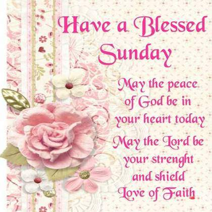 God good morning sunday wishes love of faith