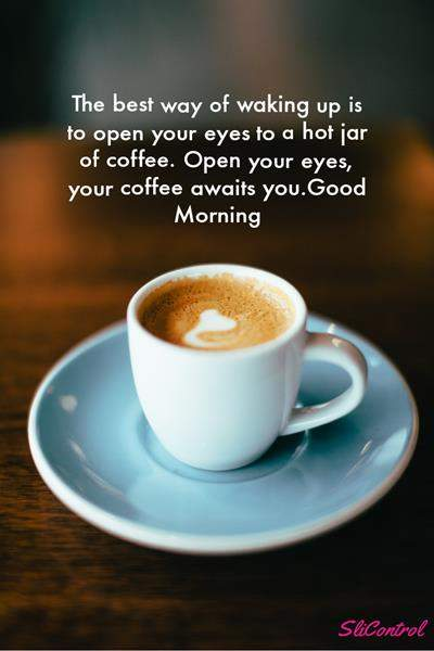 30 best coffee good morning quotes with images 1