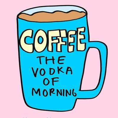 40 Funny good morning coffee quotes with images 11
