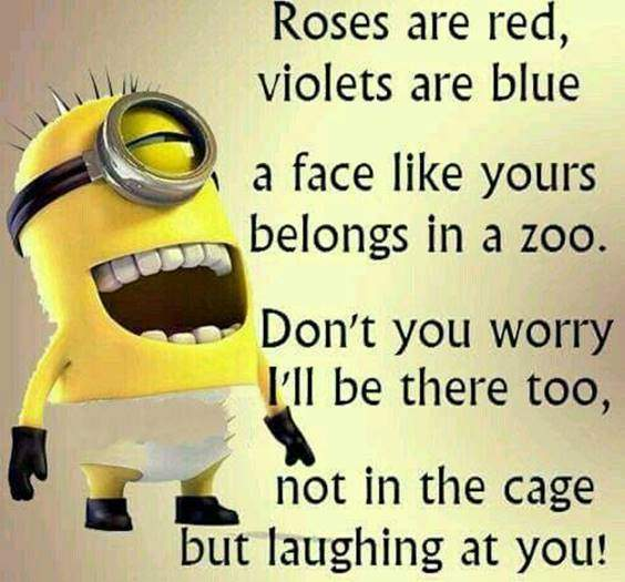 42 Best Funny Jokes Minions Quotes With minions motivational quotes minions funny life