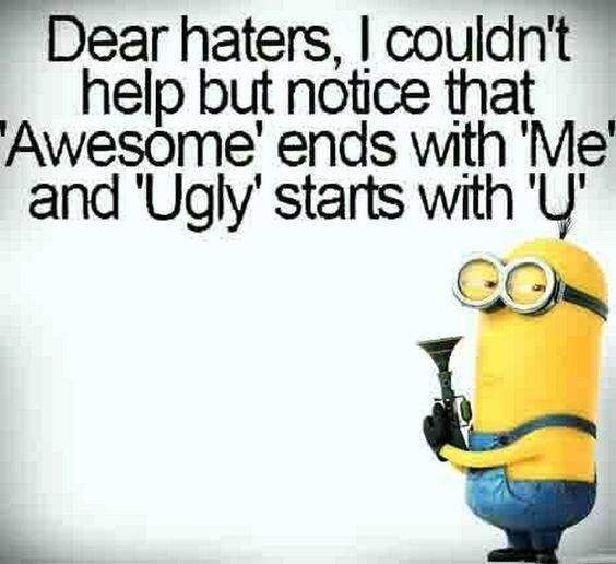 42 Best Funny Jokes Minions Quotes With minion humor minions sayings and quotes