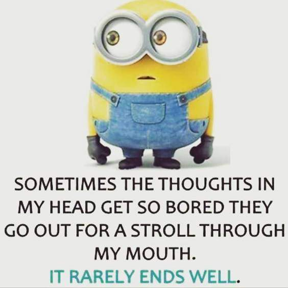 42 Best Funny Jokes Minions Quotes With Images 50
