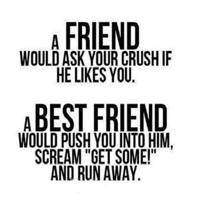 60 Best Crazy Funny Friendship Quotes Images 4