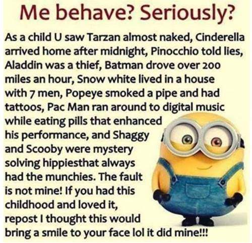 35 Fun Minion Quotes Of The Week 2