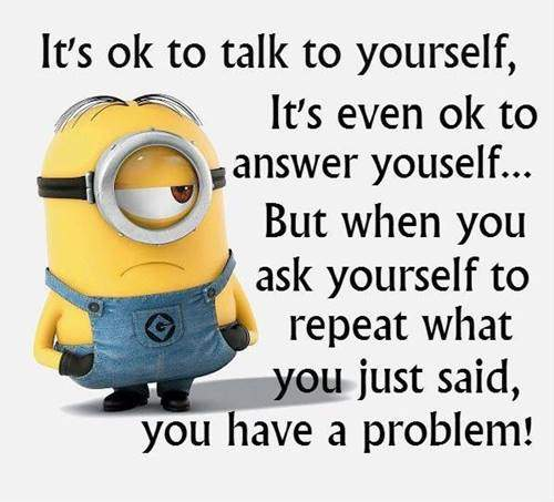 35 Fun Minion Quotes Of The Week funny words or phrases