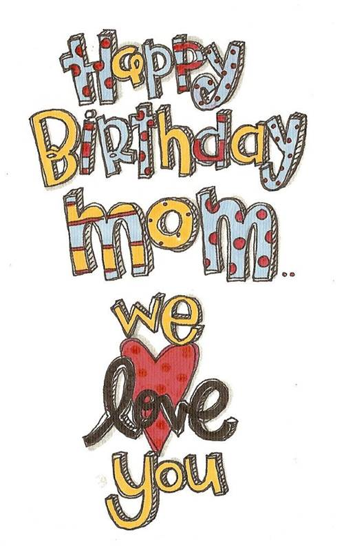 60 Birthday Wishes for Mother Messages Bday Quotes happy mother's day and happy birthday message