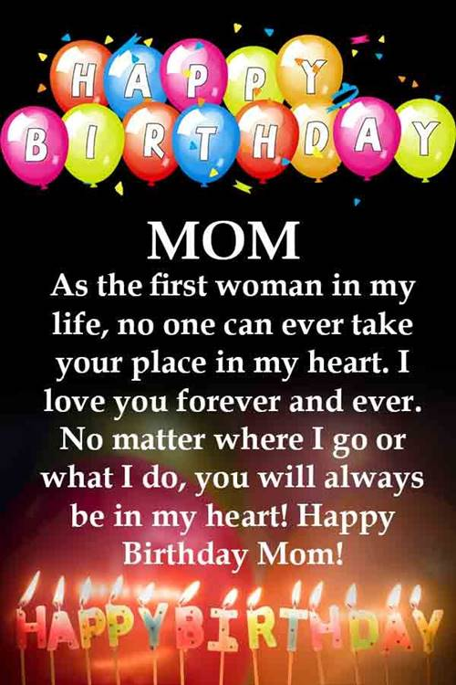 60 Birthday Wishes for Mother Messages Bday Quotes 3
