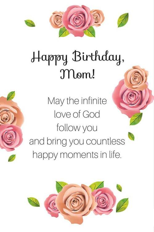60 Birthday Wishes for Mother Messages Bday Quotes 4
