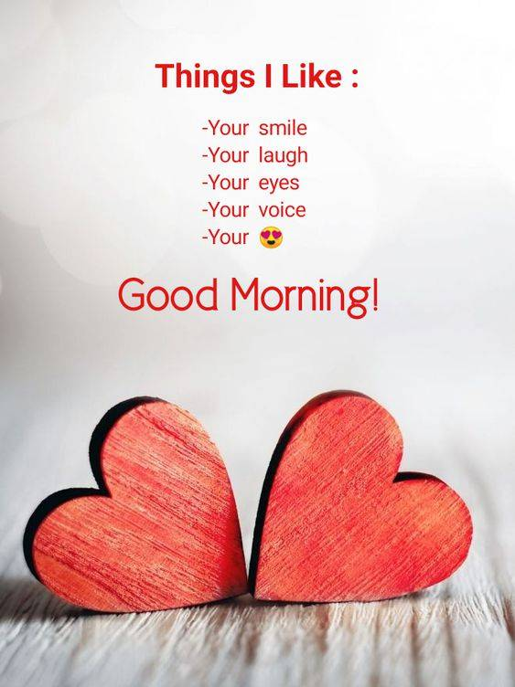 Romantic Good Morning Messages For Lover With Images