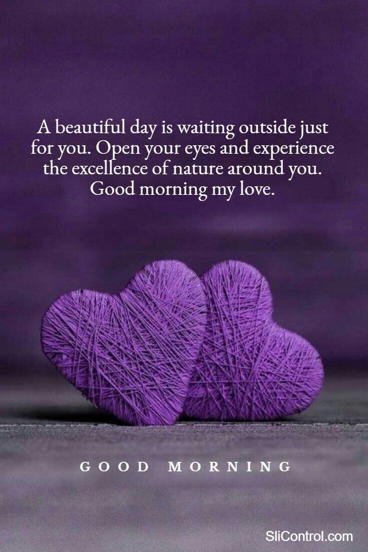 good morning love messages romantic wishes messages for him her