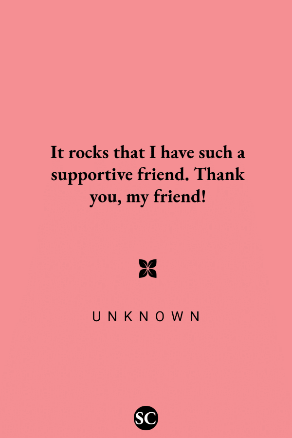 Thank You Messages for Friends for Helping | appreciation thank you message for a friend, cute thank you quotes for friends, support thank you friend