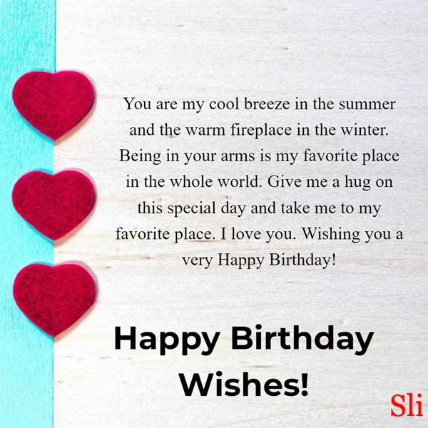 Romantic Birthday Wishes & Quotes - Birthday Messages