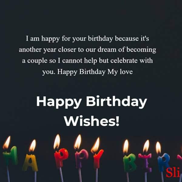 My Most Precious Feelings   Unique Romantic Birthday Wishes