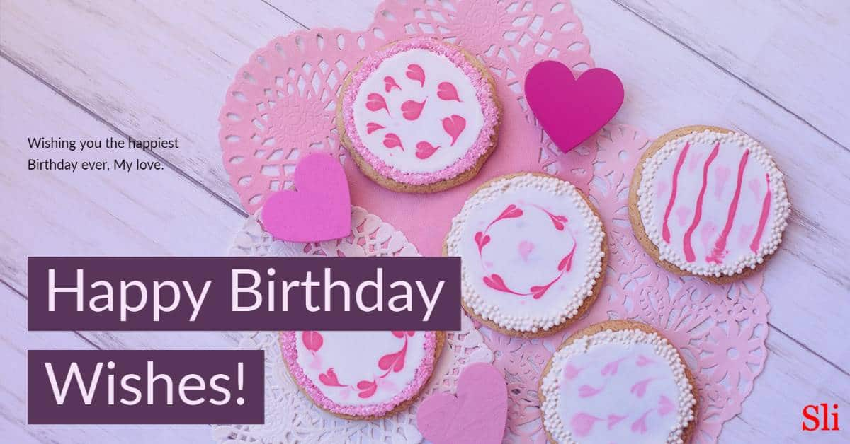 Romantic Birthday Wishes Best Romantic birthday messages ideas