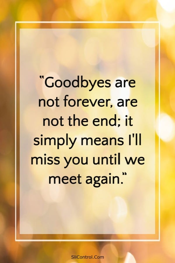 70 Goodbye Messages for Saying Goodbye to Friends | moving away quotes for family, friend moving away message, moving away quotes and sayings