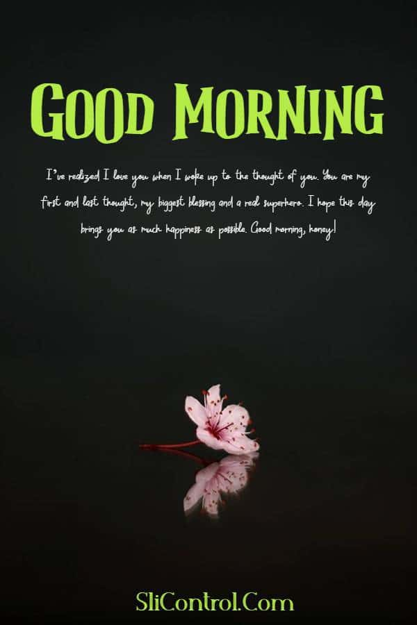 80 Romantic Good Morning Messages for Him | good morning babe i love you, good morning greetings for him, good morning fiance