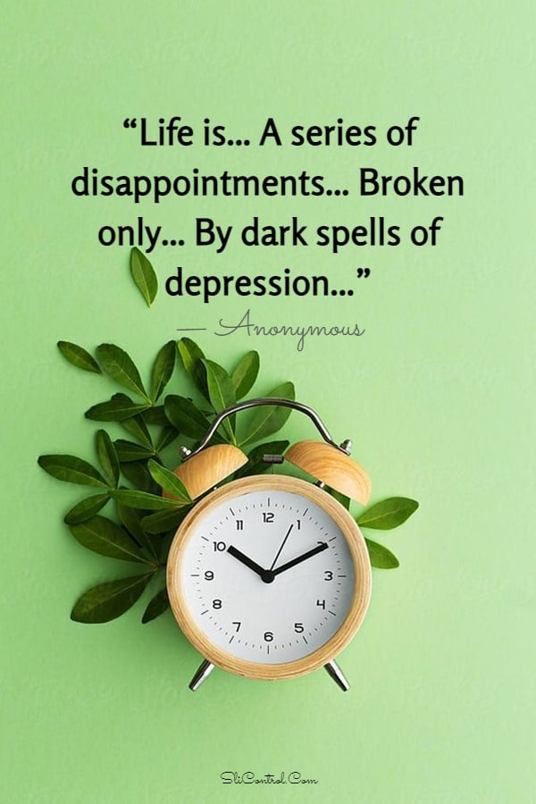 100 Depressed Life Quotes Sayings That Capture Life | sad quotes about depression, sad frustrated quotes, feel nothing quotes