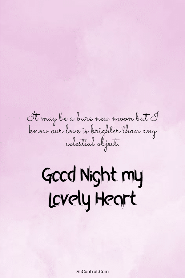 110 Sweet Good Night Messages for Him Wishes Quotes | Good night messages, Good night  quotes, Good night sweet dreams
