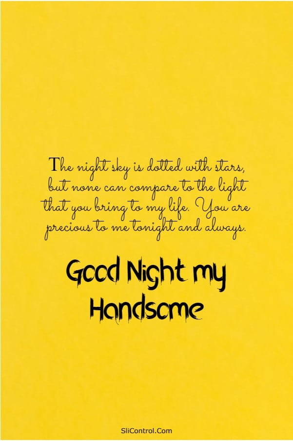 110 Sweet Good Night Messages for Him Wishes Quotes | Good night text messages,  Messages for him, Cute love quotes