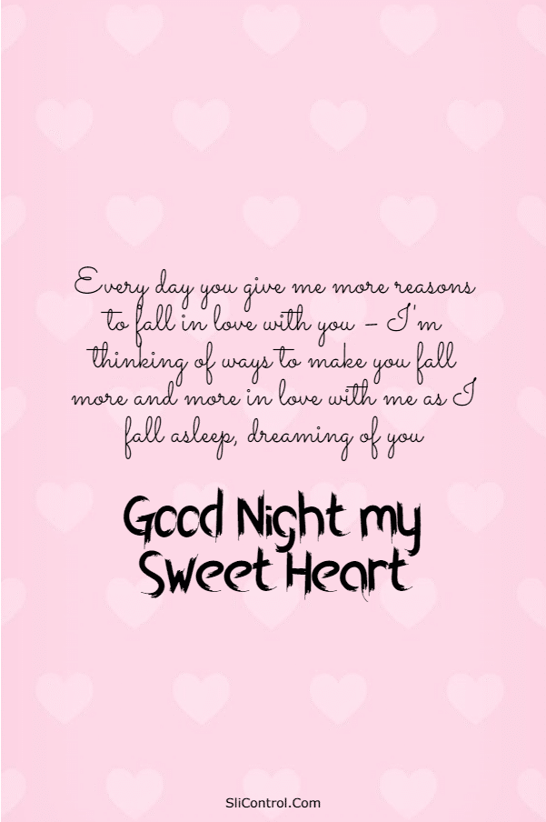110 Sweet Good Night Messages for Him Wishes Quotes | flirty good night message for boyfriend, love good night for him, good night messages