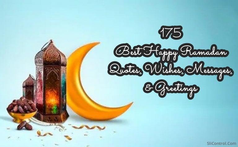 Best Happy Ramadan Wishes Greetings Ramadan Kareem Messages 1