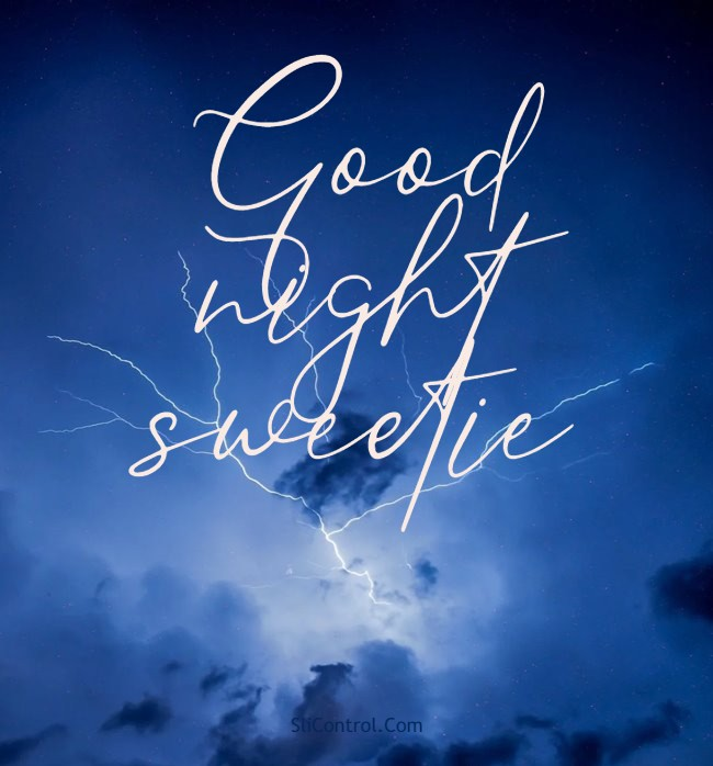 good night my love text messages for her