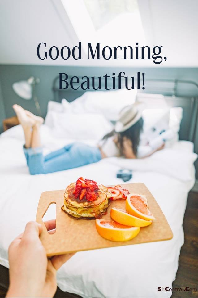 Special Good Morning Text for Him