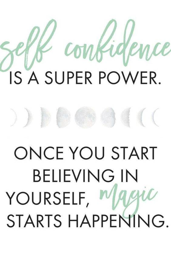 Good Self Confidence Quotes