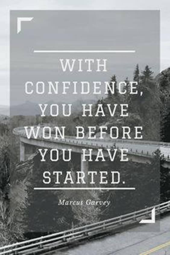 Self Confidence Quotes For Girl