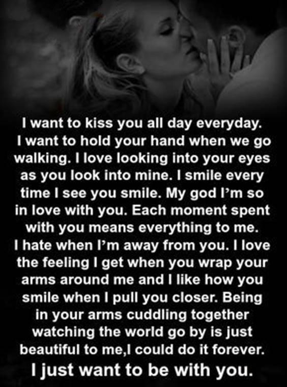 Sweet Message For Boyfriend