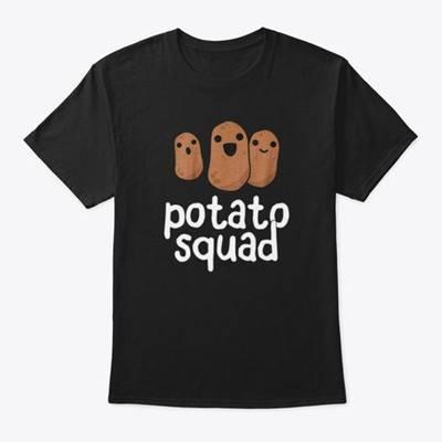 "42 Funny Potato Memes ""Potato squad. You're simply the nest."""