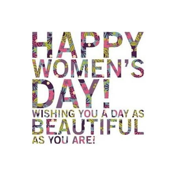 Happy Women's Day Daughter