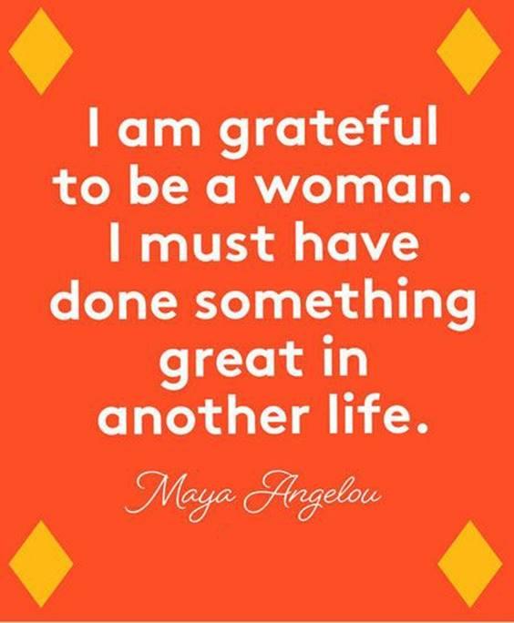 Happy Women's Day Quote